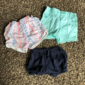 2t shorts lot